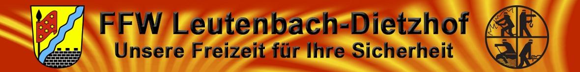 Freiwillige Feuerwehr Leutenbach